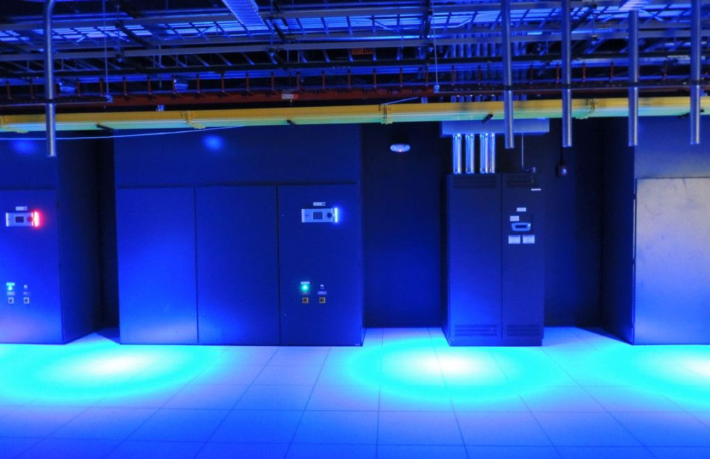 Mission Critical Data Center Project