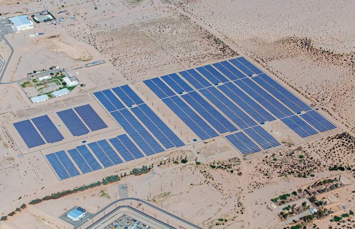 Chuckawalla Ironwood Solar Pv System Hypower Inc