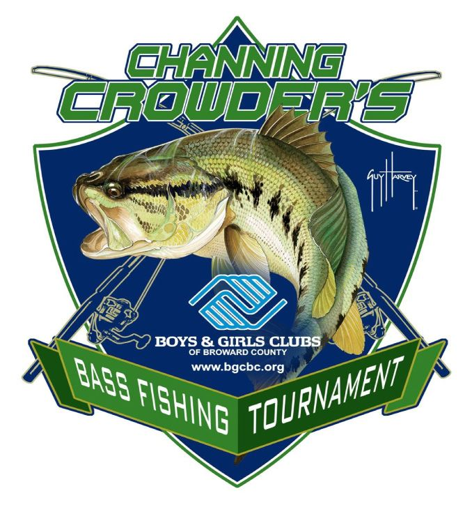Hypower sponsors the channing crowder bass fishing for Bass fishing tournaments in florida