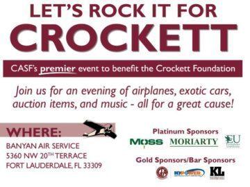 Hypower Gold Sponsor of Crockett Foundation