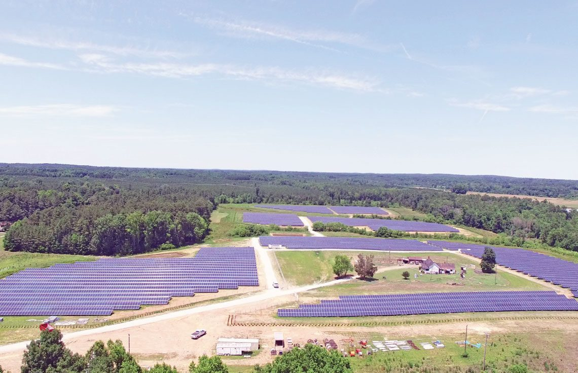 48.2 MWdc Solar Portfolio, North Carolina