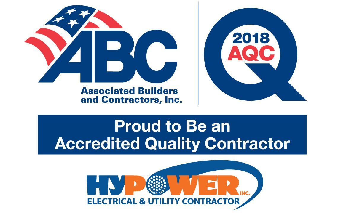 Hypower Named Accredited Quality Contractor by ABC